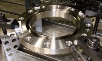 With the right speed & feed, KLH can CNC mill an 8 RMS or higher surface finish.