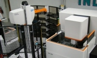 Wire EDM automation cell to maximize our cut time and minimize your lead time.