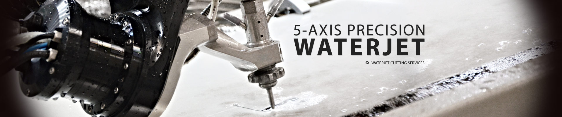 5 Axis Waterjet | Waterjet Cutting Services